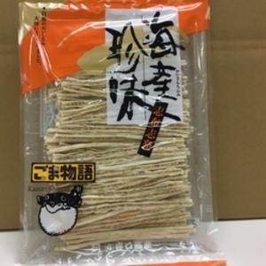 珍味 ごま物語(白) 165g